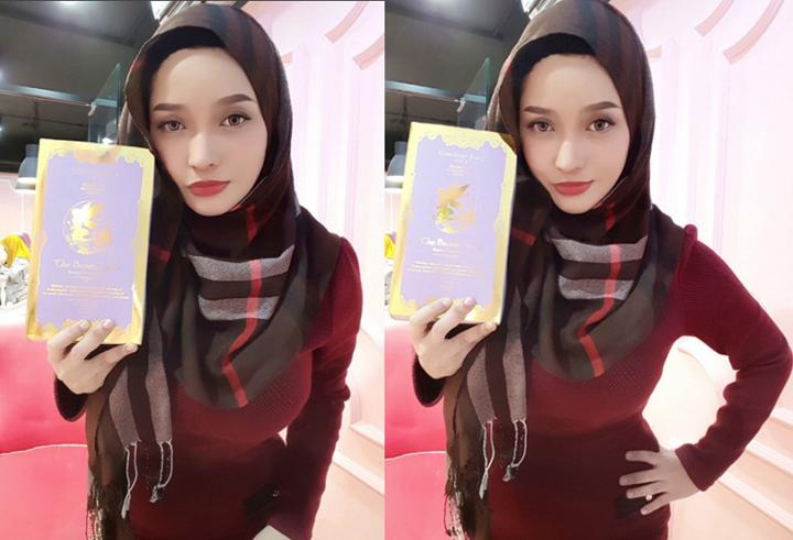 Foto Hot Joyrevfa atau Siti Arifah Amin - Pengasas Produk Kosmetik