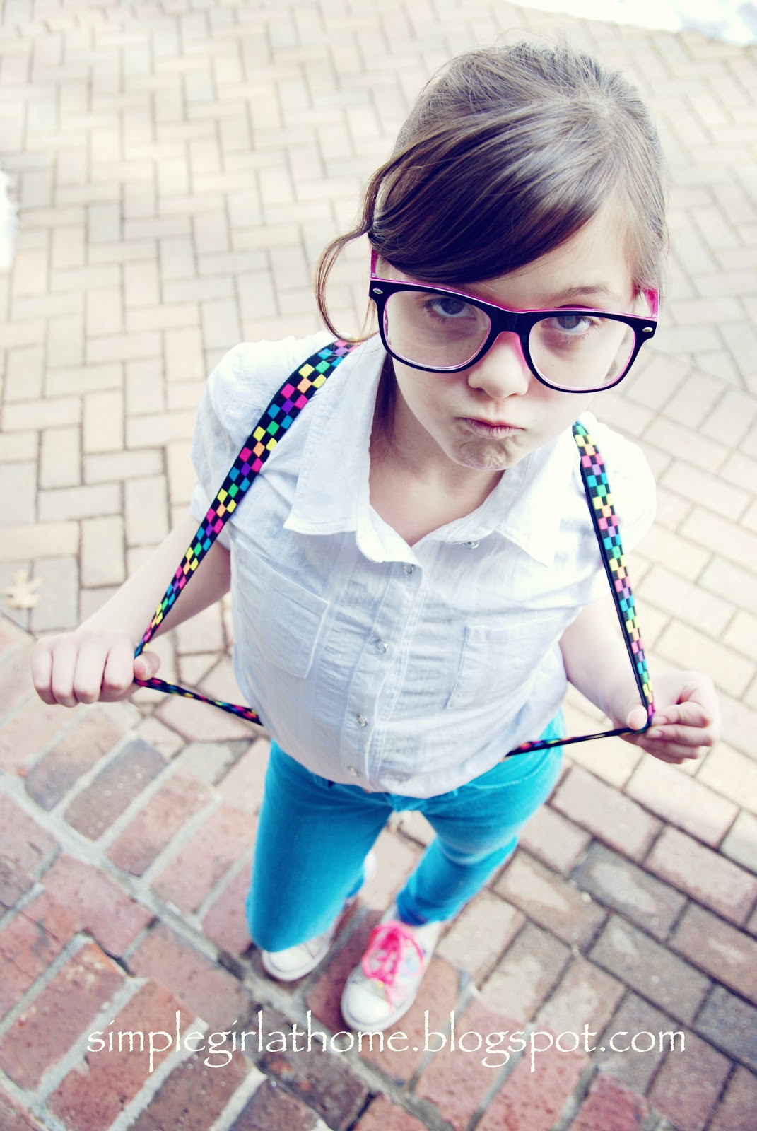 Simple Girl Hipsterlicious