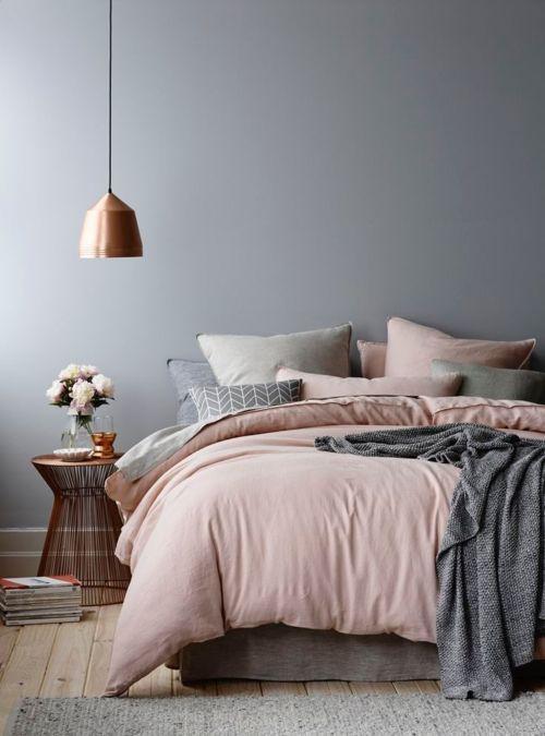 Decora tu habitación en color rosa