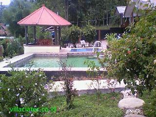 kolam villa munas ciater