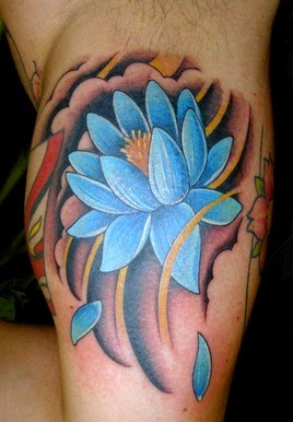 tatoo lotus designs