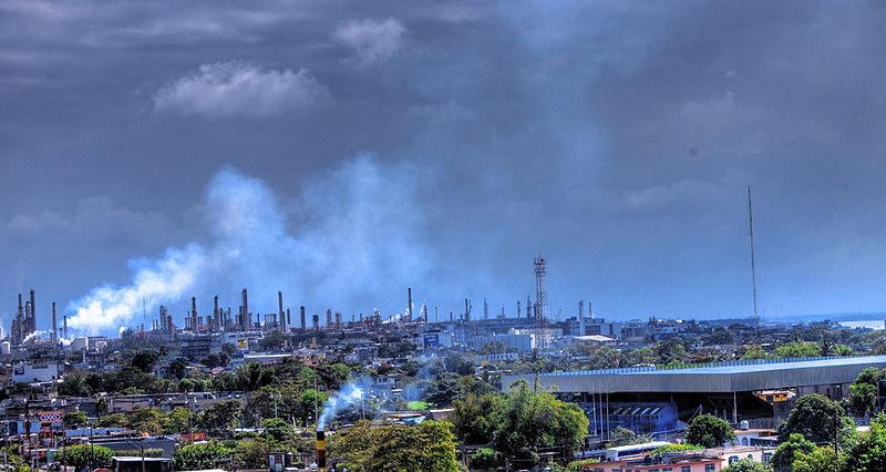 La contaminación ambiental, deporte y salud