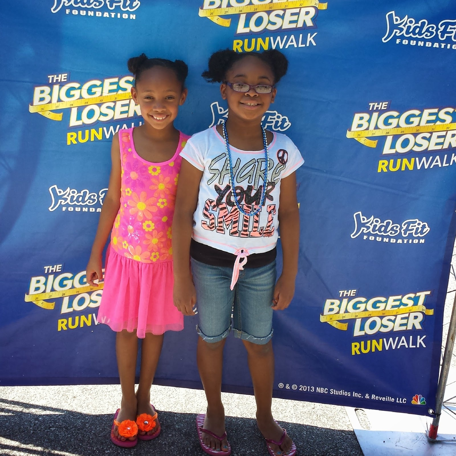 The Biggest Loser FunRun Race Atlanta Recap via ProductReviewMom.com