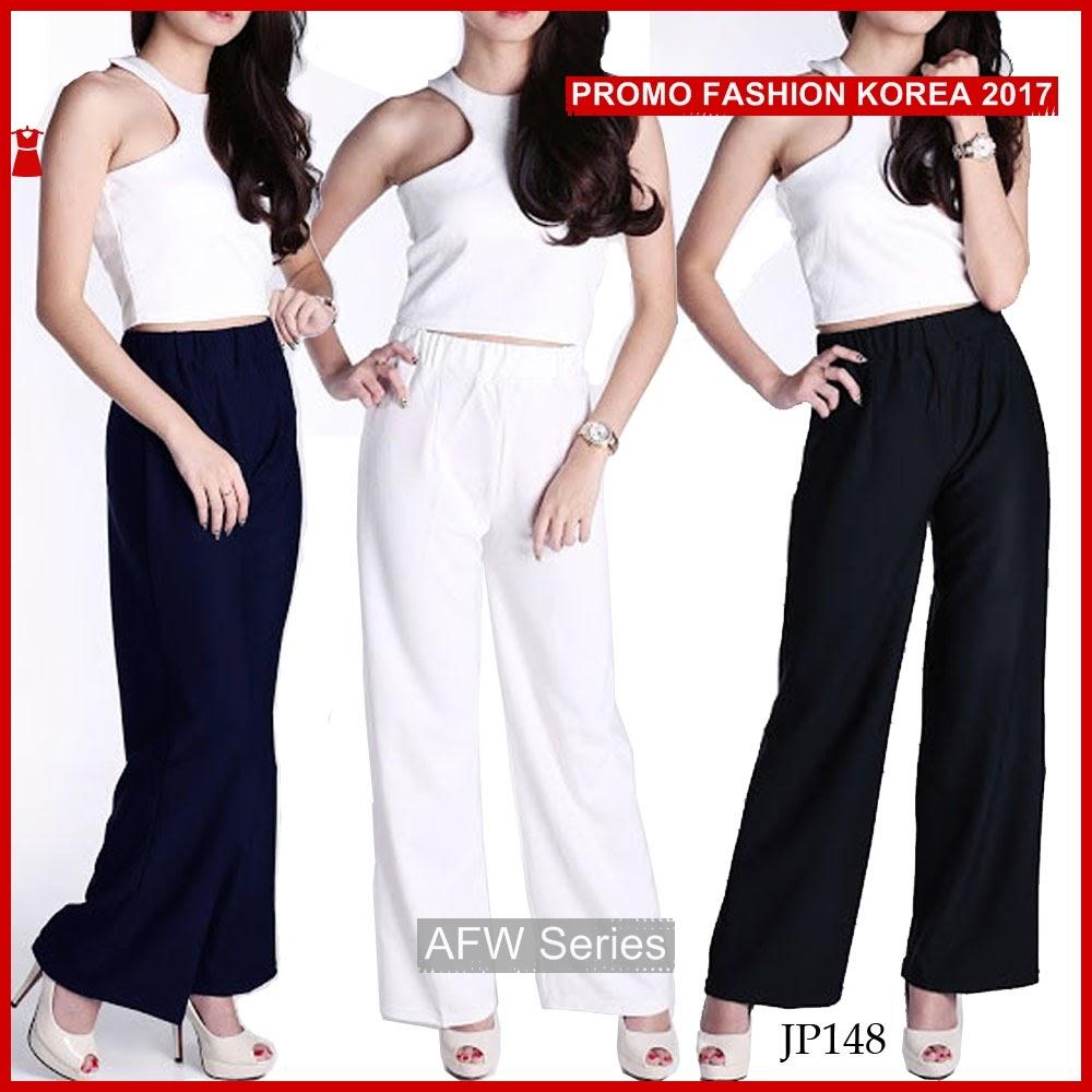 BAMFGW067 Basic Cullotes Pants Wanita PROMO BMG