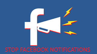 Disable Your Facebook Notifications