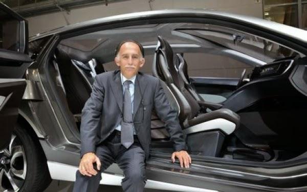 Ο Έλληνας designer που έχει σχεδιάσει μερικά από τα ομορφότερα αυτοκίνητα που έχουμε δει ποτέ!