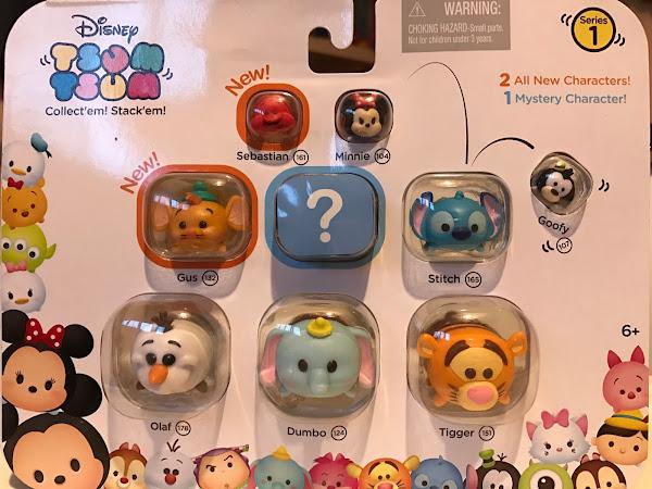 Giveaway: Disney Tsum Tsum