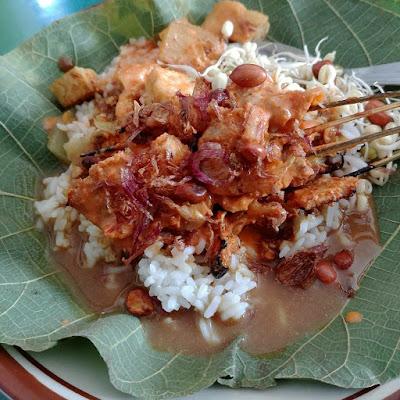 Kuliner Rembang -  Sate Srepeh Bu Slamet Rembang