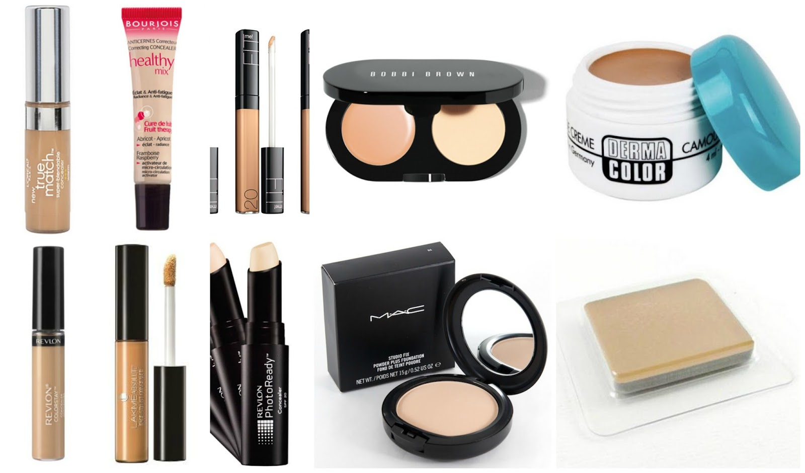 Best Makeup Products The Blond