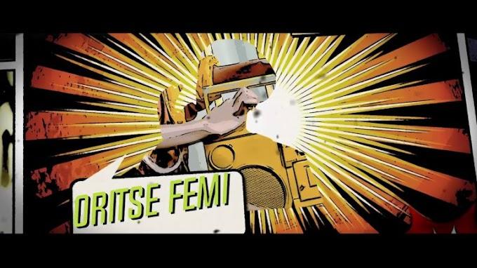 "Oritse Femi – ""Agadatu"" [Video]"