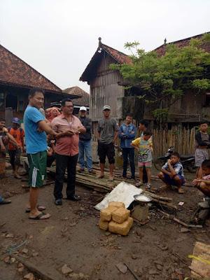 Penemuuan Ganja Kering Seberat 12,5 KG Bikin Heboh Warga Desa Air Itam