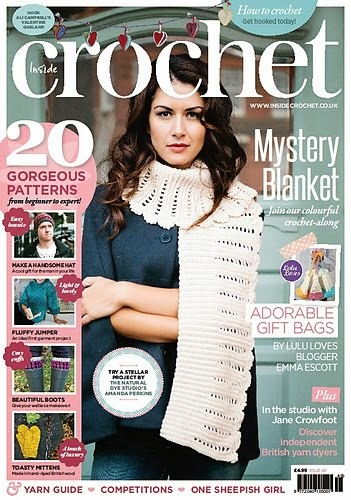 Inside crochet Issue 49