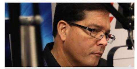 Puertorrican Journalist Ruben Sanchez gets scolded By Viviana Ortiz