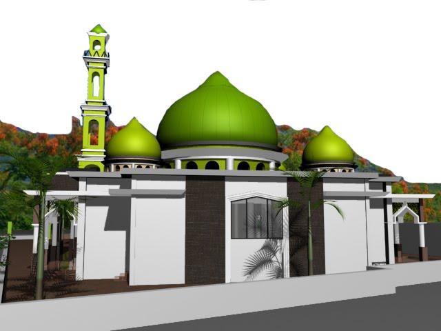 Gambar Desain Masjid Minimalis Modern Contoh Rumah Minimalis 2015