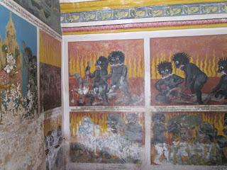 Aluvihara cave temple