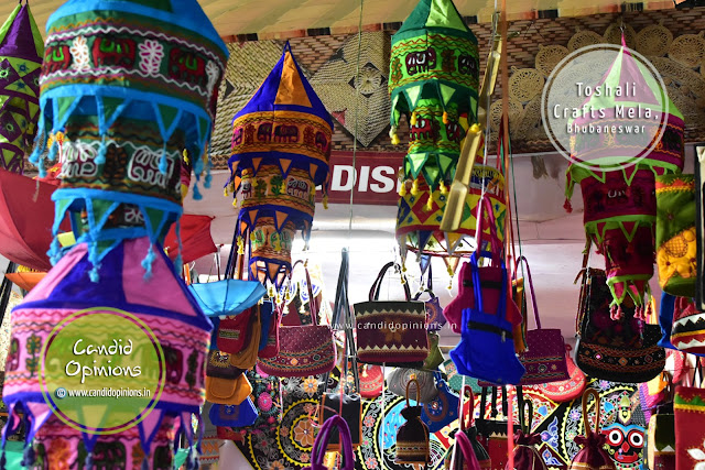 Toshali National Crafts Mela at Bhubaneswar
