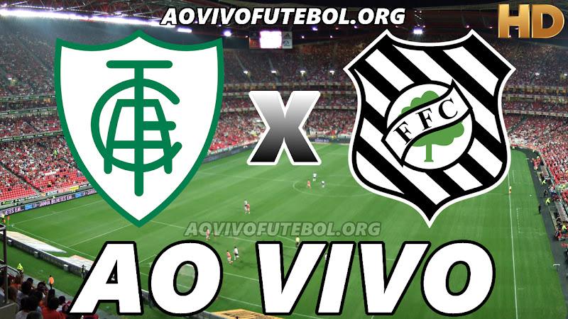 América Mineiro x Figueirense Ao Vivo HD TV PFC