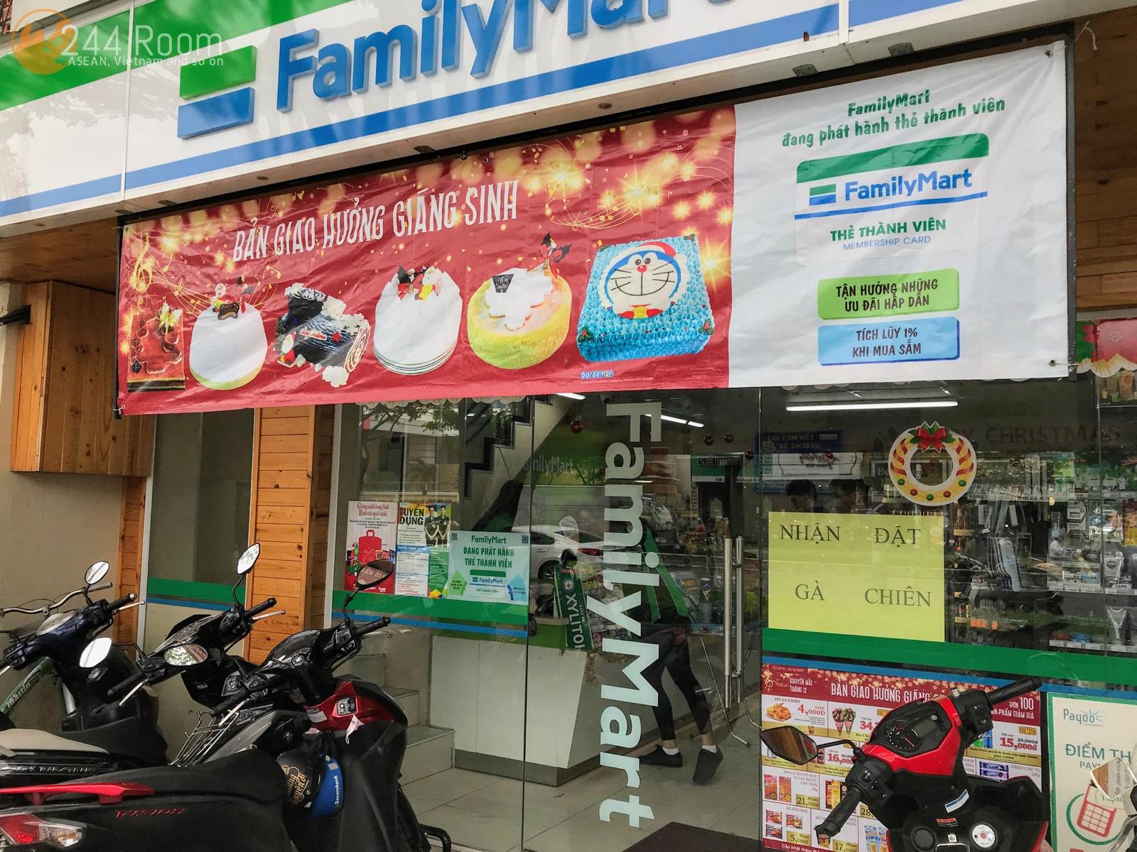 Vietnam familymart