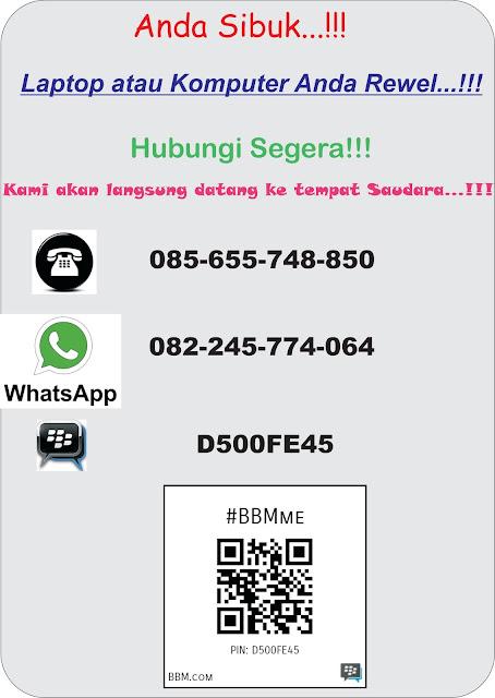 Jasa Panggilan Instal Ulang Windows Surabaya Kota