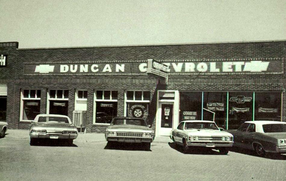Annualmobiles Duncan Chevrolet