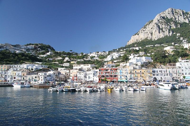 La Luna Hotel Capri