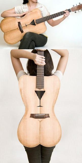 Instrumentos de cuerdas muy divertidos.