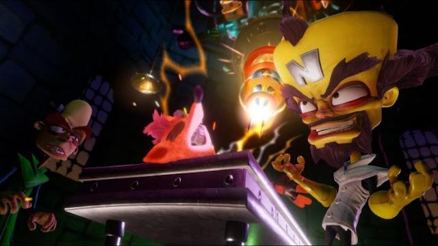 Un clásico es un clásico: Regresa el juego Crash Bandicoot