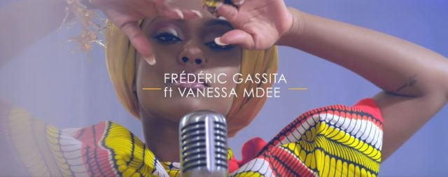 Frederic Gassita Ft Vanessa Mdee - Imara Video