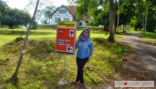 agrofarmstay, penginapan di Melaka