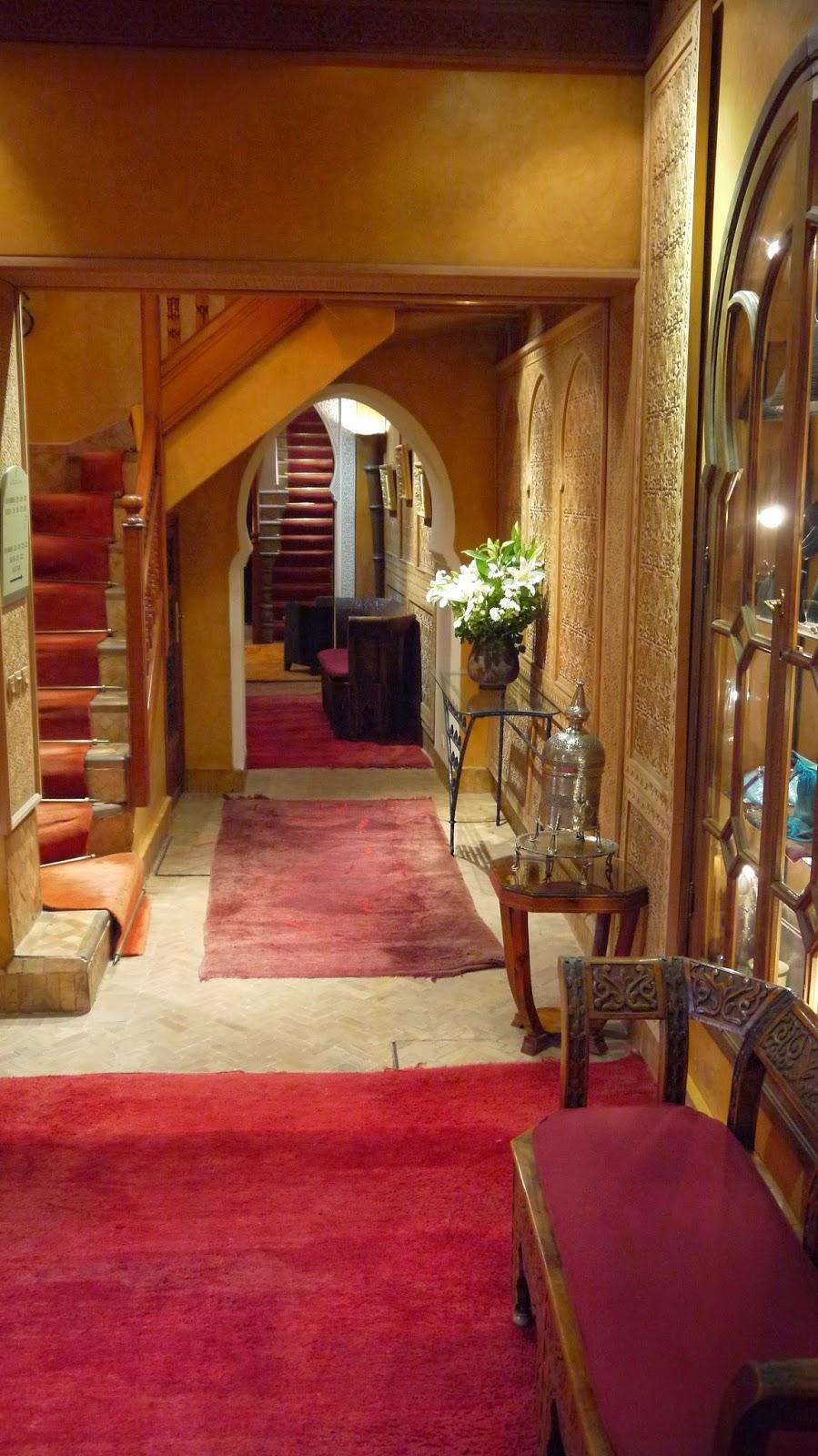 La maison arabe a luxurious historical retreat in for Architecture maison arabe