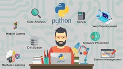 Learn Python From Scratch with Real Applications