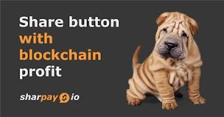 Los botones de compartir de Sharpay consiguen 2.400 #EHT en preventa, y anuncian la venta de token