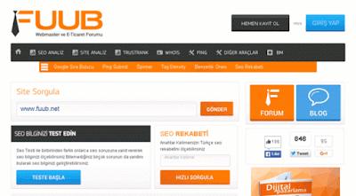 Backlink berkualitas Gratis dari website PR 4 www.fuub.net
