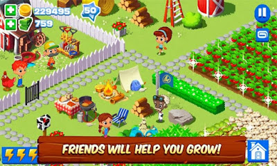 Green Farm 3 Mod Apk Unlimited Money v4.0.6
