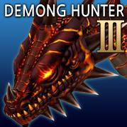 Demong Hunter 3 v1.1.1 Mod Apk Online Terbaru Gratis