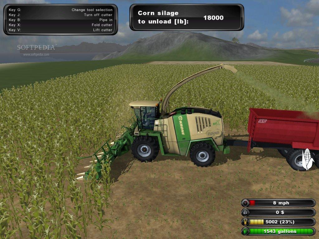 Farming Lady: Download Farming Simulator 2011 Game Full Version For Free
