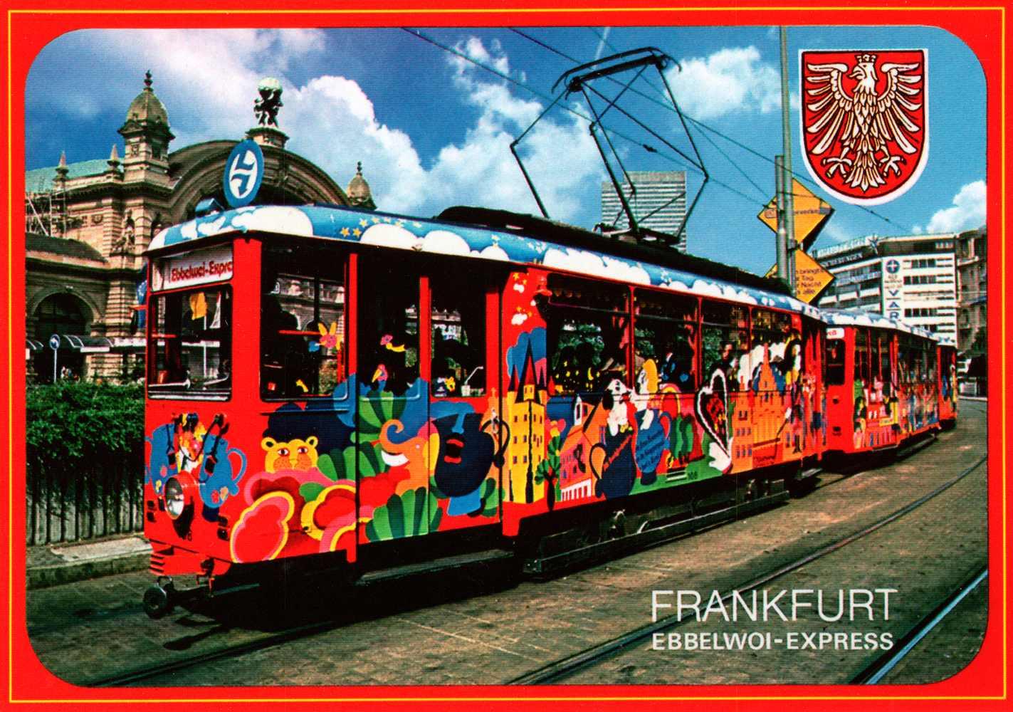 Äppelwoi Express Frankfurt