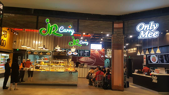 Only Mee & JR Curry - 24 Hours Restaurant at Genting HIghlands