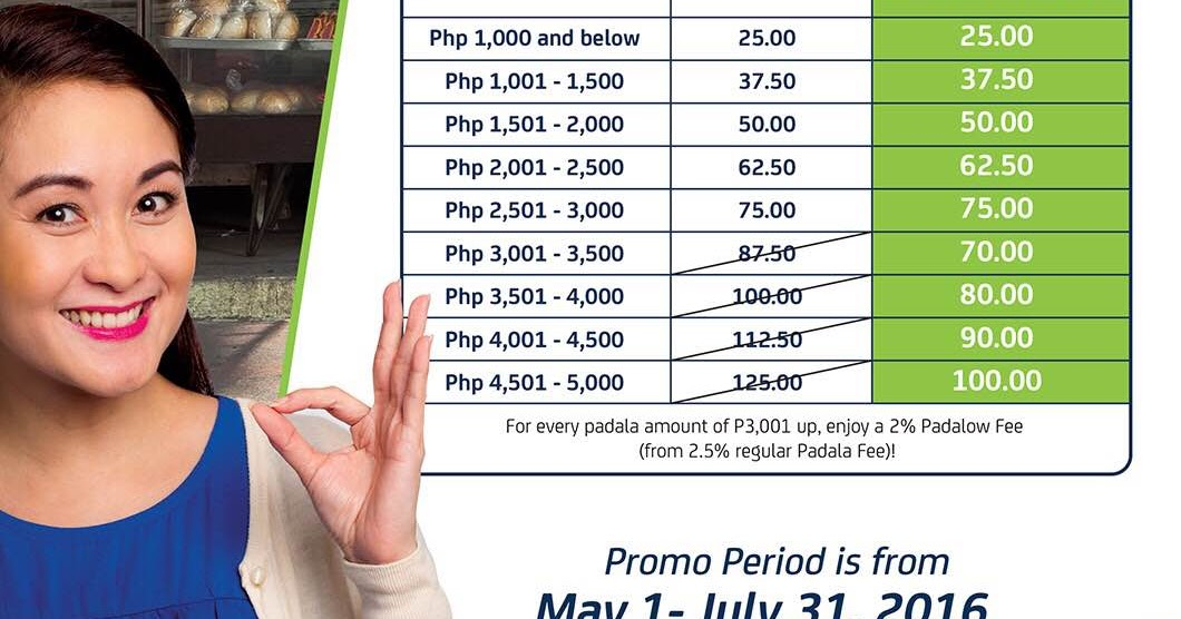 Smart Padala to lower remittance rates starting May 1 with