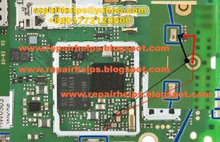 nokia asha 305 mic solution