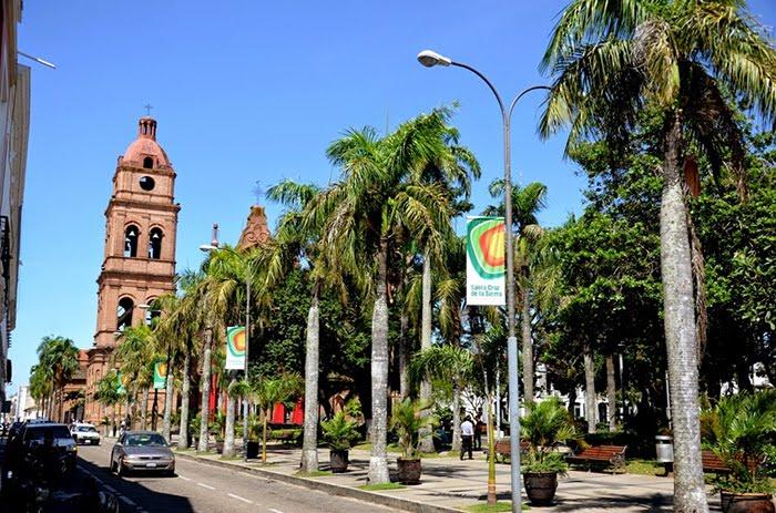 Viajes desde Tarija a Santa Cruz de la Sierra en bus