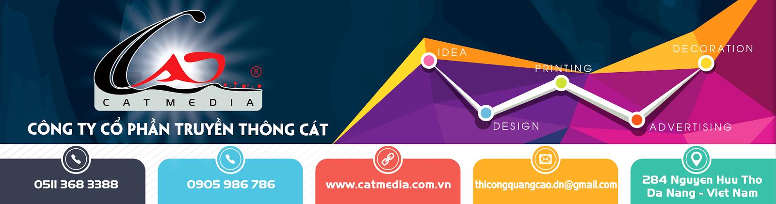 Công ty Quảng Cáo Đà Nẵng - Cat Media JSC
