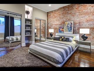 Ideen Wandgestaltung Mit Farbe Schlafzimmer | Small Modern And, Wohnzimmer  Design