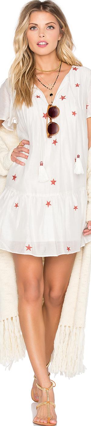 Tularosa X Revolve Carson Dress