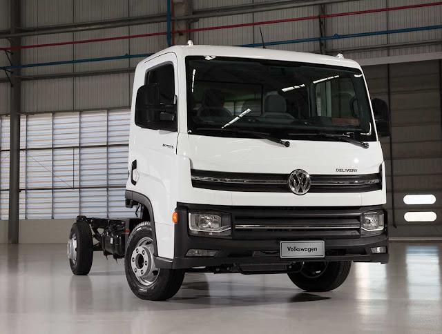 VW Delivery Express 2018: fotos, preço e detalhes