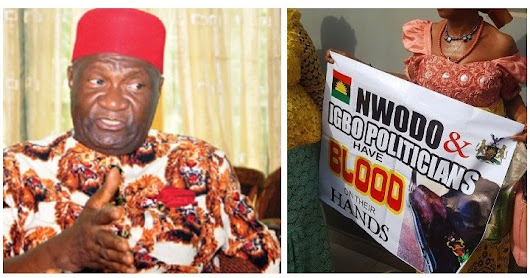 BREAKING: IPOB Walks-Out On Ohaneze Ndigbo Dialogue Over Nwodo's Failure To Meet Preconditions For Peace