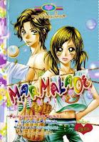 การ์ตูน Marmalade เล่ม 15