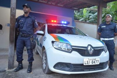 Rio das Ostras (RJ) - Distrito de Rocha Leão recebe reforço no efetivo da Guarda Municipal e retorno da Polícia Militar