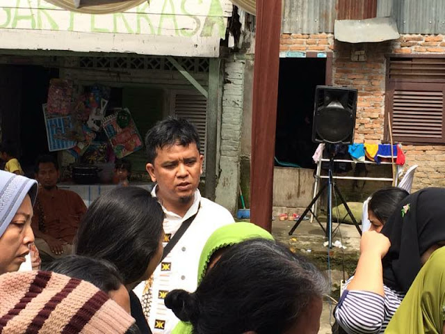 #AYTKTM !! Apa Itu,..Inilah Dsikusi Ketua DPC PKS Medan Maimun Dengan Warga