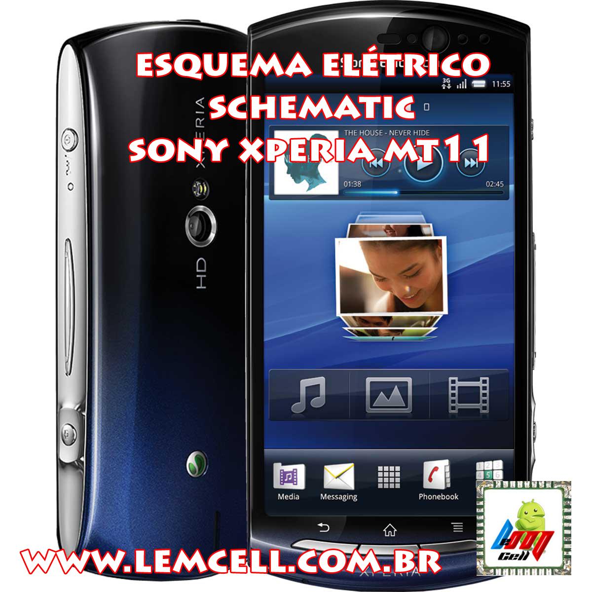 lemcell tutoriais esquema el trico celular smartphone sony ericsson rh lemcell com br Sony Ericsson Xperia Play Sony Xperia Xz